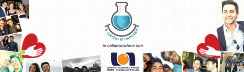 """Premio """"II Sorriso di Giuseppe"""" - in collaborazione con l'Istituto Nazionale Tumori  - Fondazione G. Pascale"""