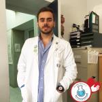 """Dr. Marco Matuozzo - vincitore del premio di ricerca """"Il sorriso di Giuseppe"""""""